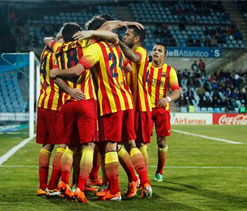 Barcelona first club to reach 50 million Facebook fans