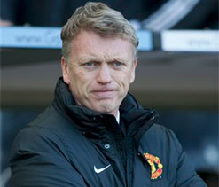 David Moyes foresees Wayne Rooney absences