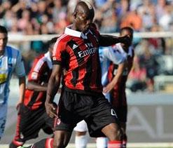Super Mario saves Seedorf on Milan debut