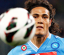 Man Utd ready for Cavani swoop to prepare for possible Rooney exit