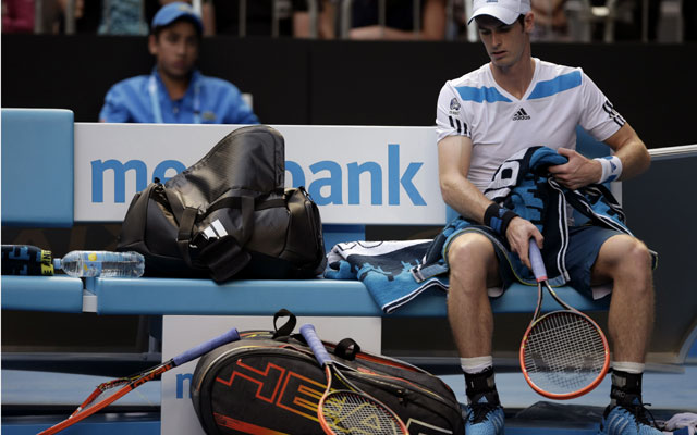 Angry Murray is smash hit in Melbourne