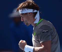 Australian Open: 1st Men's Singles quarter-finals, David Ferrer vs Tomas Berdych – Preview
