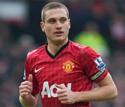 Vidic concedes title as Moyes vows to fight on
