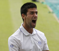 Djokovic defeat leaves spotlight on coach Becker