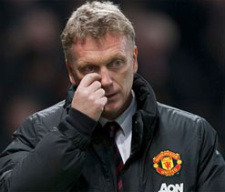 Moyes suffers nightmares at Theatre of Dreams