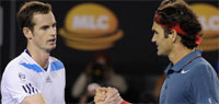 Australian Open: Majestic Federer beats Murray, faces Nadal in semis