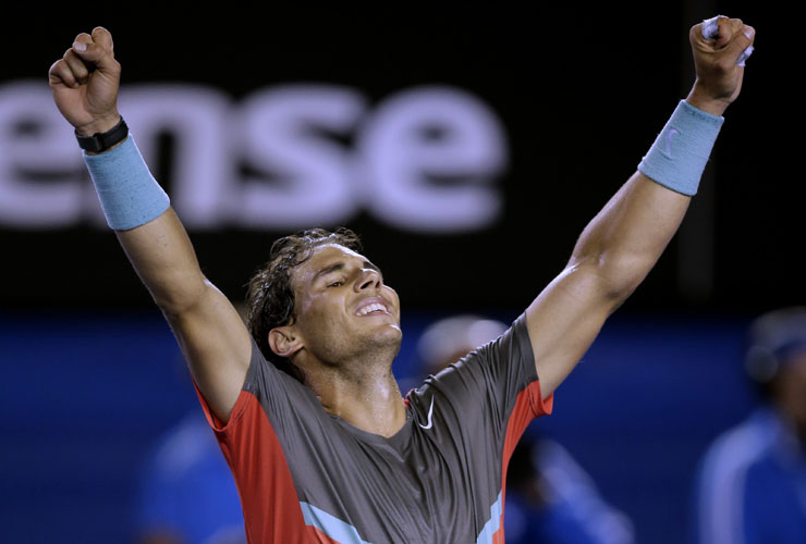 Australian Open: Roger Federer vs Rafael Nadal - As it happened...