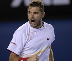 The story of other Swiss at the Australian Open