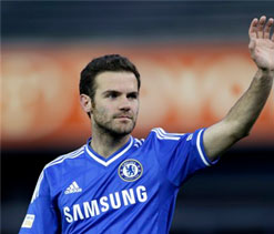 Man Utd agree deal to sign Chelsea playmaker Mata