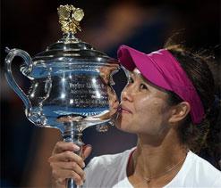 China`s Li storms to Australian open title
