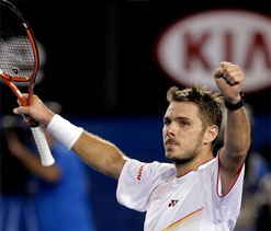 Wawrinka in dreamland after shock Open win against Nadal