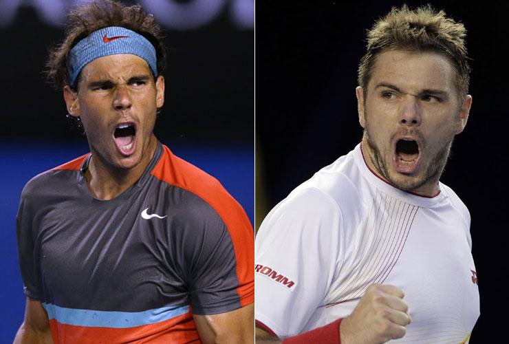 Australian Open men's final: Rafael Nadal vs Stanislas Wawrinka - As it happened...