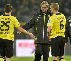 Injury-hit Borussia Dortmund eyeing move before transfer deadline