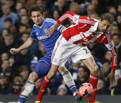 Chelsea`s champion self-belief inspires Lampard
