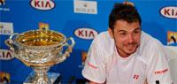 Wawrinka, Li Na achieve career high ranking positions after Aus Open success