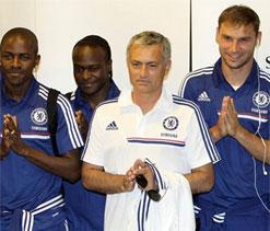 Mourinho wishes for