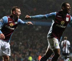 Villa win seven-goal thriller against Baggies