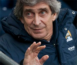 Pellegrini warns City not to rest on laurels