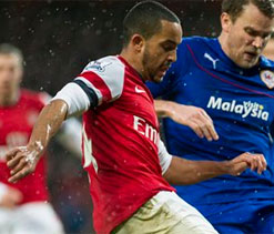 Wenger fears impact of Walcott absence