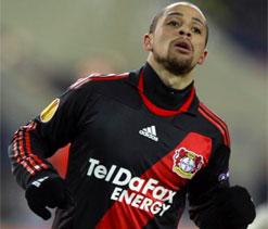 Sam leaves Leverkusen for Schalke