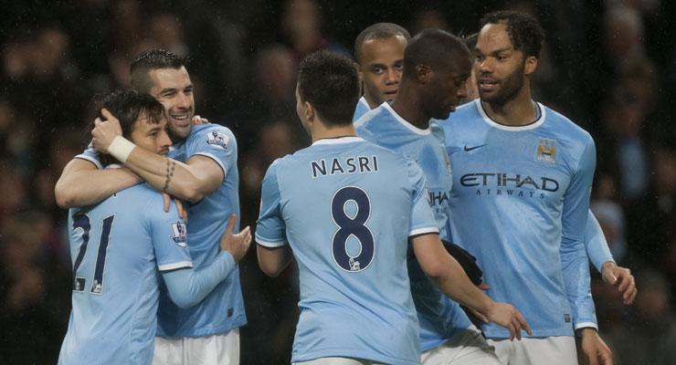 City crush woeful West Ham in League Cup semi-final
