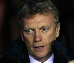 Moyes banks on better luck in Swansea sequel