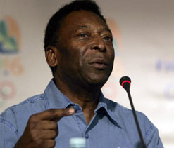 Ronaldo better than Messi: Pele