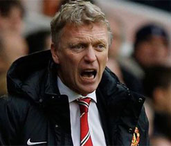 Man Utd boss Moyes tipped to win club`s quiz champ trophy