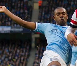 Brazil spring surprise by picking Fernandinho