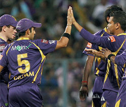 KKR selects SAP for assistance during IPL-7 auction