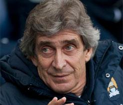 Pellegrini shrugs off Mourinho`s Toure jibe