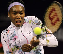 Venus Williams brings back memories of former glory