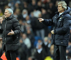 Mental strength not mind games will win title: Pellegrini