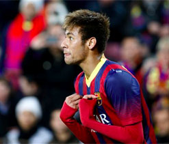Neymar back to bolster Barca attack against Rayo