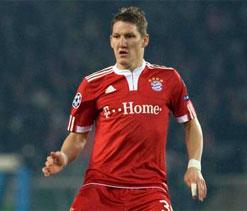 Bayern welcome back Bastian Schweinsteiger as Arsenal await