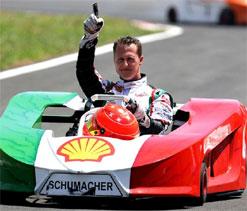 Schumacher has beaten lung infection: Report