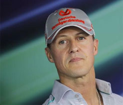 Schumacher`s family still hopeful of his recovery