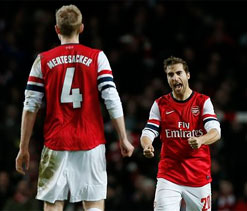 Arsenal will be Bayern`s acid test, says Guardiola
