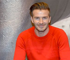 Beckham yet to finish his Lego Taj Mahal