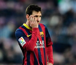 Barcelona suffer shock 3-2 home loss to Valencia