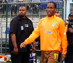 Drogba could be big factor at World Cup, says coach