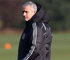 Mourinho relieved by Terry`s Chelsea return