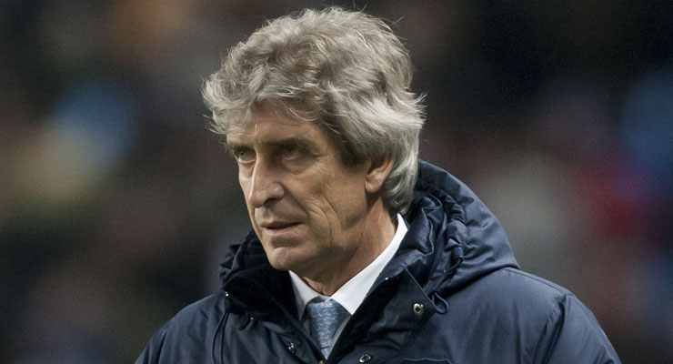 Manuel Pellegrini apologises for referee outburst