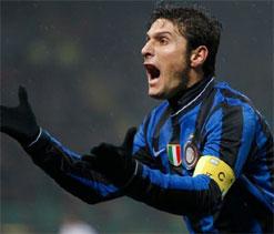 Zanetti denies Chelsea move rumours