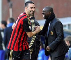 New signings give AC Milan 2-0 win at angry Sampdoria