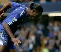 Chelsea `10 times better than Galatasaray` - Drogba