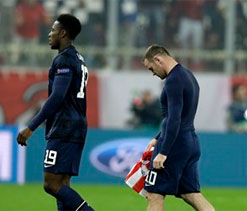 United`s dip in quality exposed by Olympiakos, says Keane