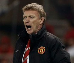 Moyes sees red after limp United show in Athens