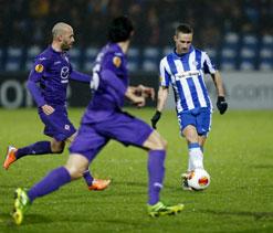 Fiorentina`s Valero furious over referee`s report