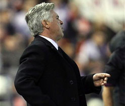 Ancelotti hails Real`s `perfect` performance